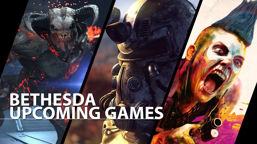 bethesda upcoming games 2018