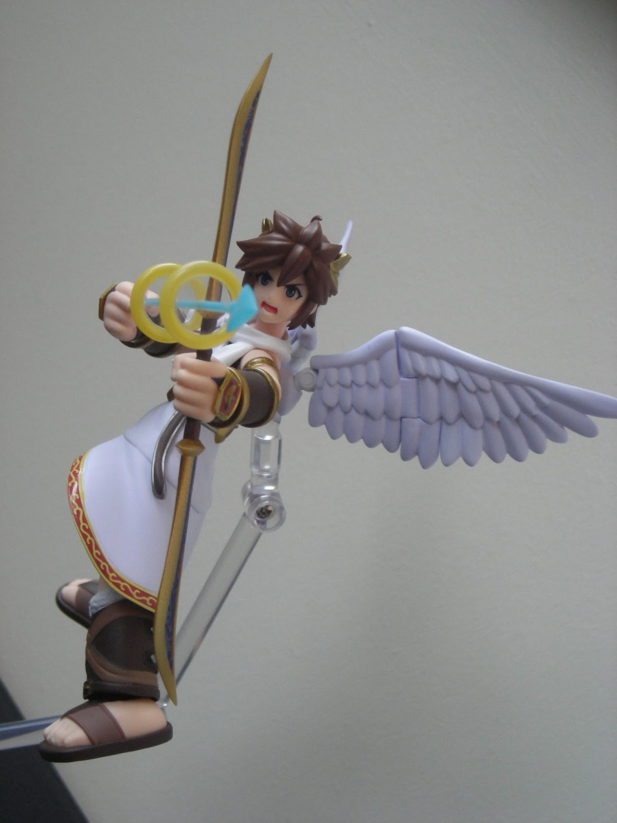 Toys Super Hero: Toybox REVIEW #109: Figma #175 Pit