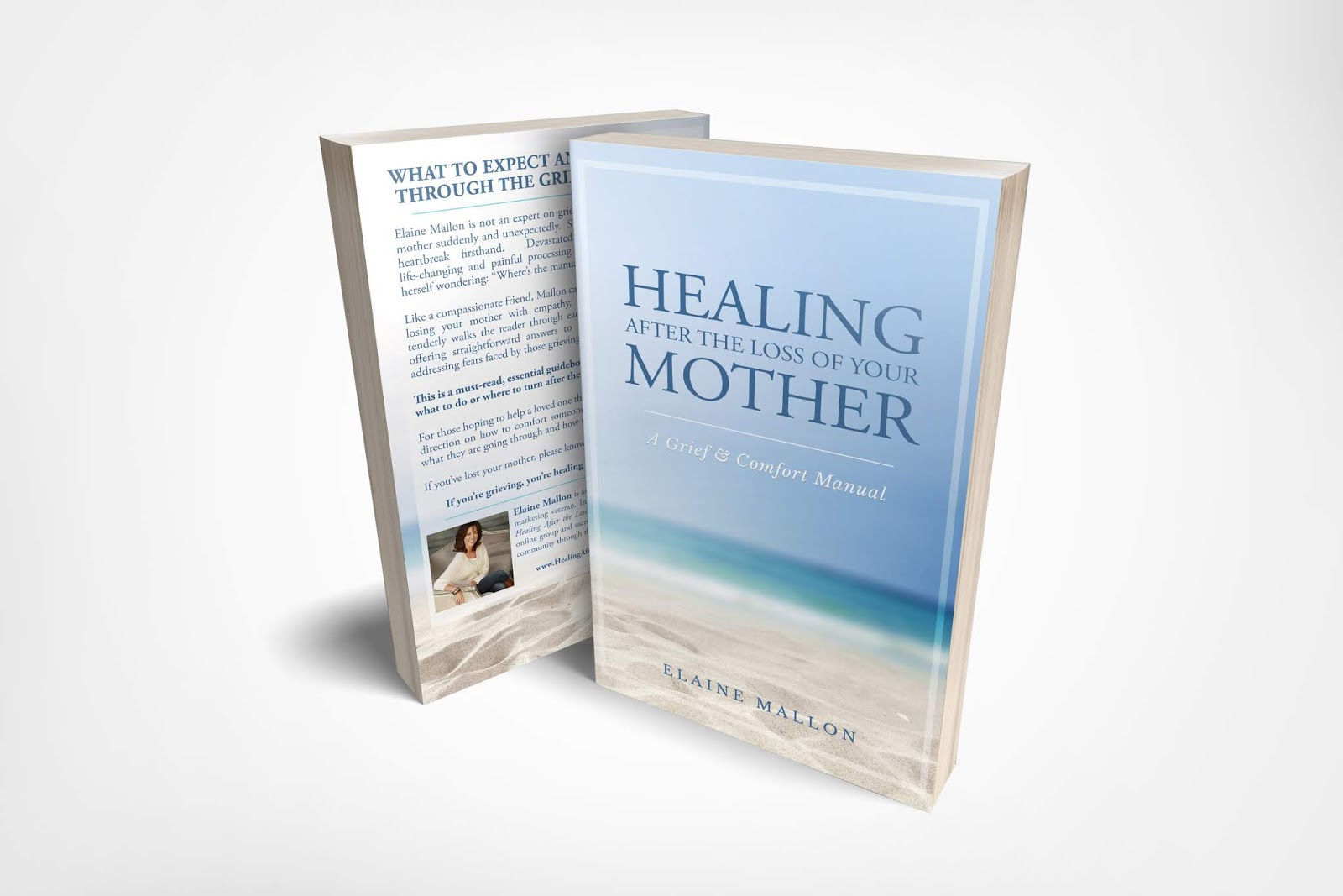 Healing After the Loss of Your Mother: A Grief & Comfort