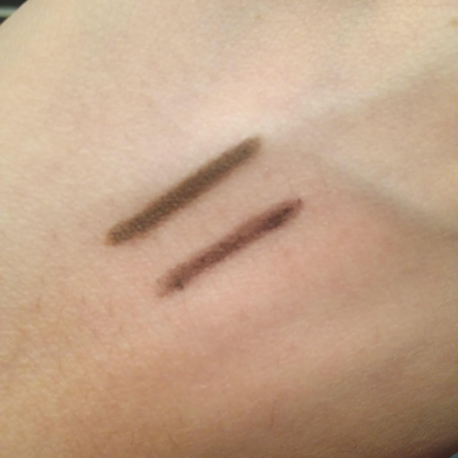 Is It A Dupe Chella Eyebrow Pencil Vs Maybelline Define A Brow