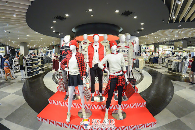 Latest Christmas themed SPAO outfit