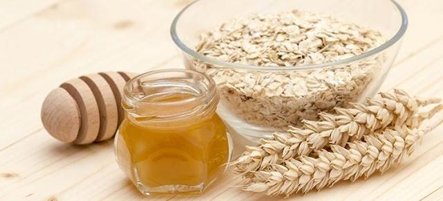 Oatmeal Dengan Madu Cocok untuk Makanan Diet