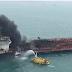 «Κόλαση» στα HAE: Ανατινάχθηκαν 10 τάνκερ στον αέρα που μετέφεραν ιρανικό πετρέλαιο!-Για χτύπημα από τους Δυτικούς κάνουν λόγο τα ΜΜΕ