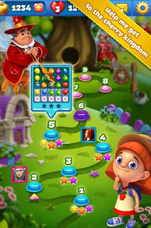 Game Fruit Land Match3 Adventure Apk Mod