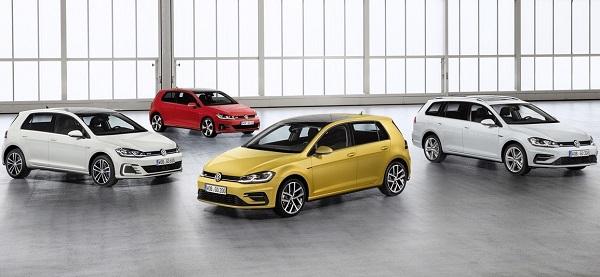 Volkswagen Golf VII 2017