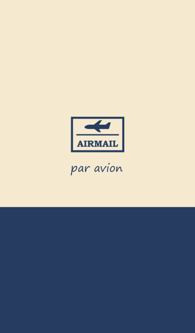 AIR MAIL - Par Avion ver.2