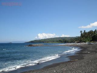 Pantai Jasri Karangasem Bali