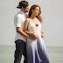Romantisnya Pengantin Baharu, Juliana Evans Dan Tengku Shariffuddin Shah.Siap Cium cium Lagi