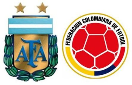 Argentina vs Colombia 7 de junio de 2013