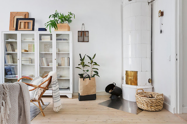 Södermannagatan 56 a sunny swedish apartment