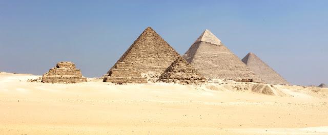 تعرف علي اسرار الاهرامات المصرية القديمة