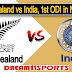 IND VS NZ DREAM11 PREDICTION | IND VS NZ 1ST ODI MATCH