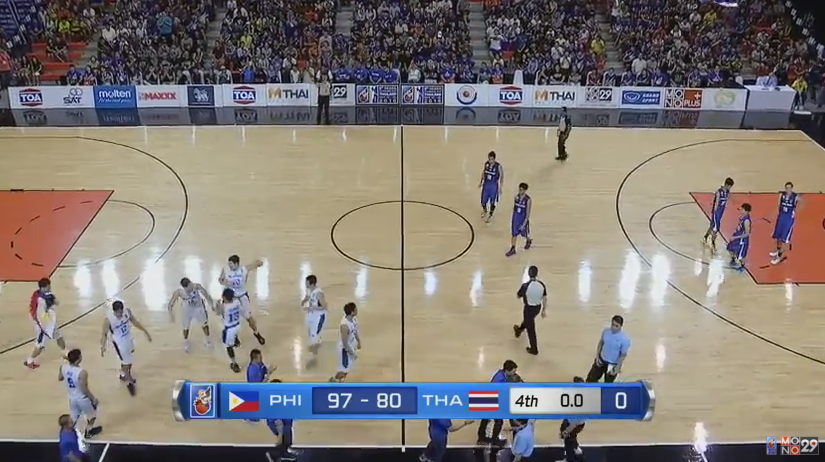 Gilas Cadets def. Thailand to win 2016 SEABA Stankovic Cup title (REPLAY VIDEO) May 28