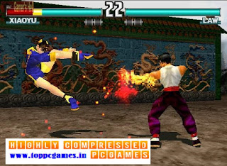 Tekken 3 Pc Game Super Compressed