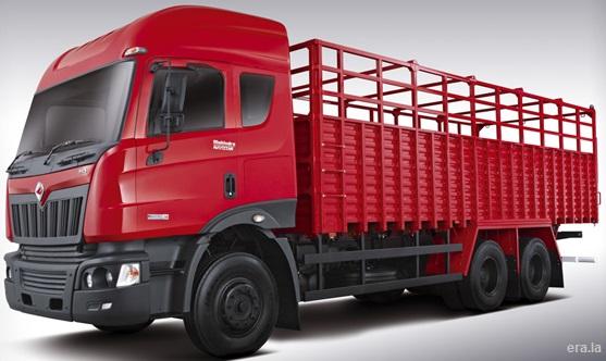 mahandria truck