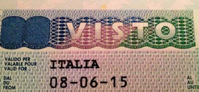 Pengurusan Visa Italia