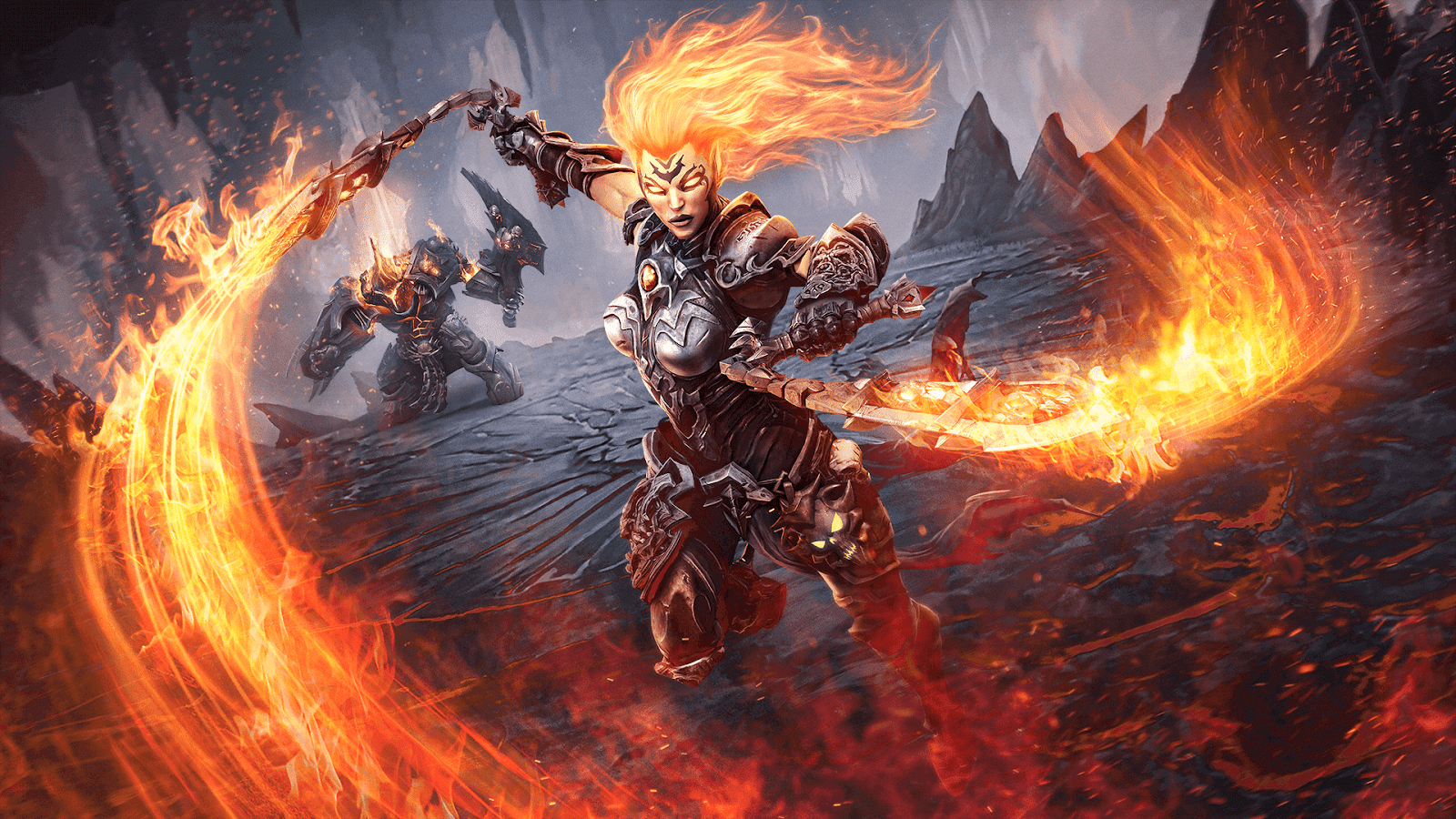 Two DLCS For Darksiders III Announced 'The Crucible' And 'Keepers Of The Void'