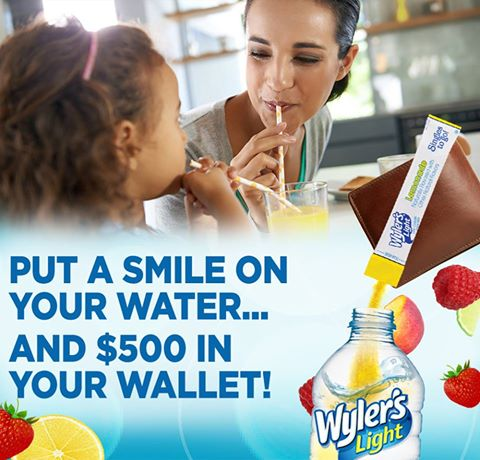 WYLER'S LIGHT HOLIDAY SHOPPING SWEEPSTAKES