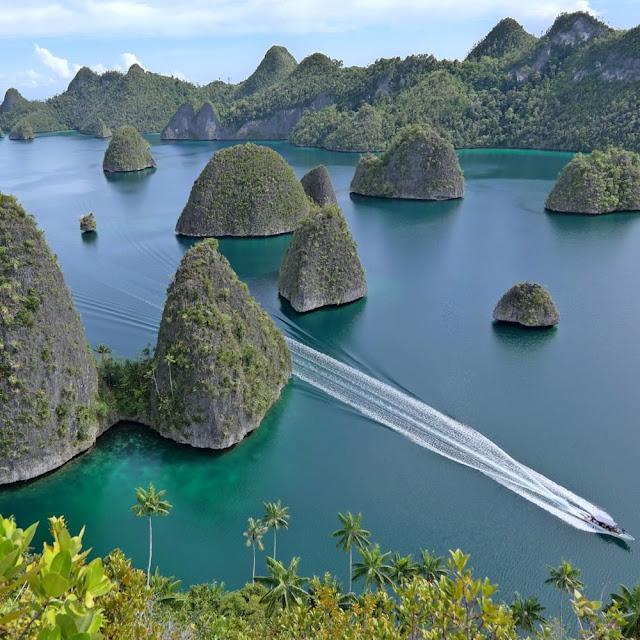 Hi, Beautiful Raja Ampat from Indonesia