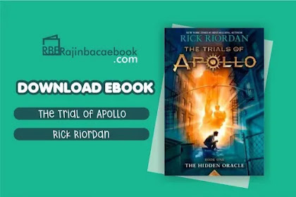 Download Novel The Trials Of Apolo #1 : The Hidden Oracle by Rick Riordan Pdf