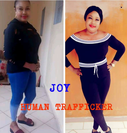 Nigeria Woman Wanted For Trafficking and Pros-titution