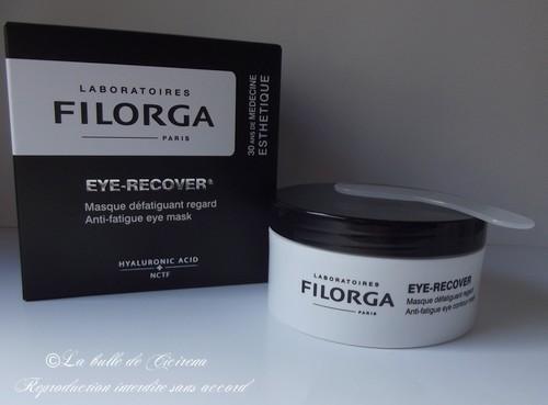 filorga, anti fatigue yeux