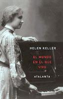 Helen Keller  El mundo en el que vivo