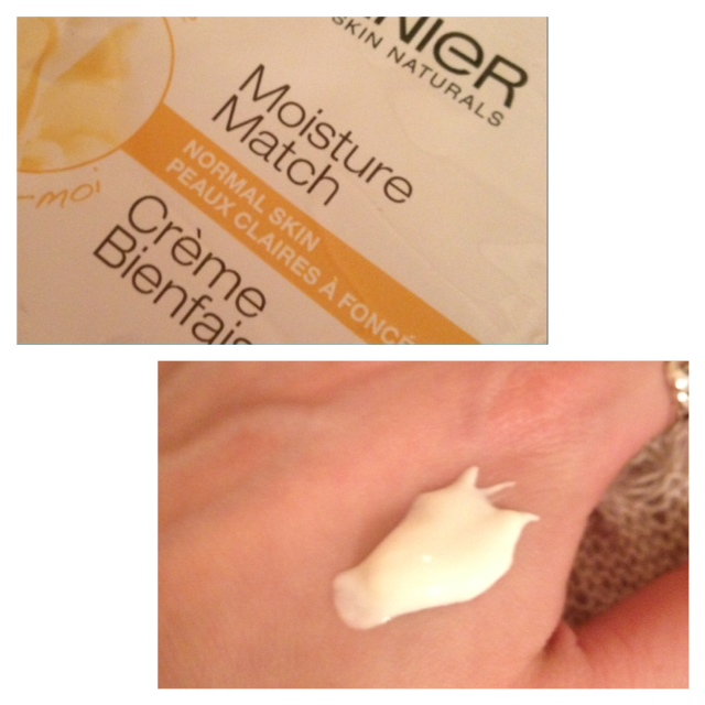 Garnier Moisture Match Moisturiser - Protect and Glow