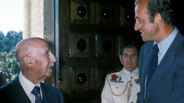Un ex ayudante del rey Juan Carlos, nuevo presidente de la Fundación Francisco Franco