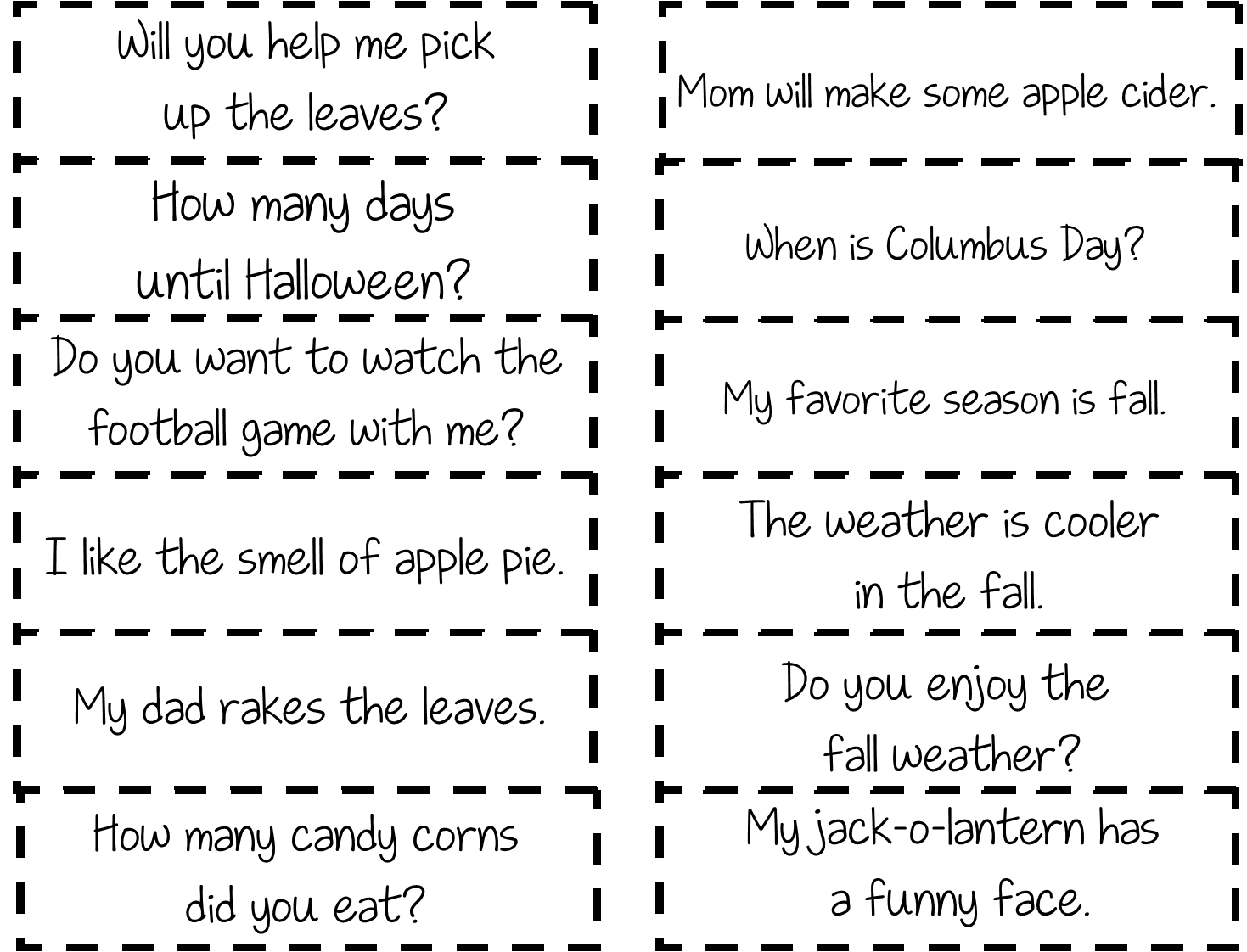 Fall To Sentence