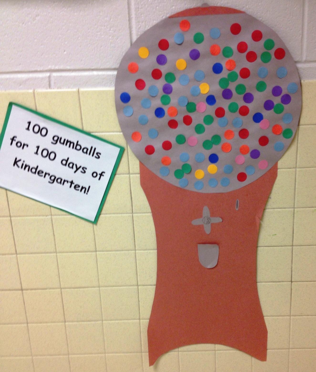 Kindergarten Is Crazy Fun The 100th Day Of Kindergarten