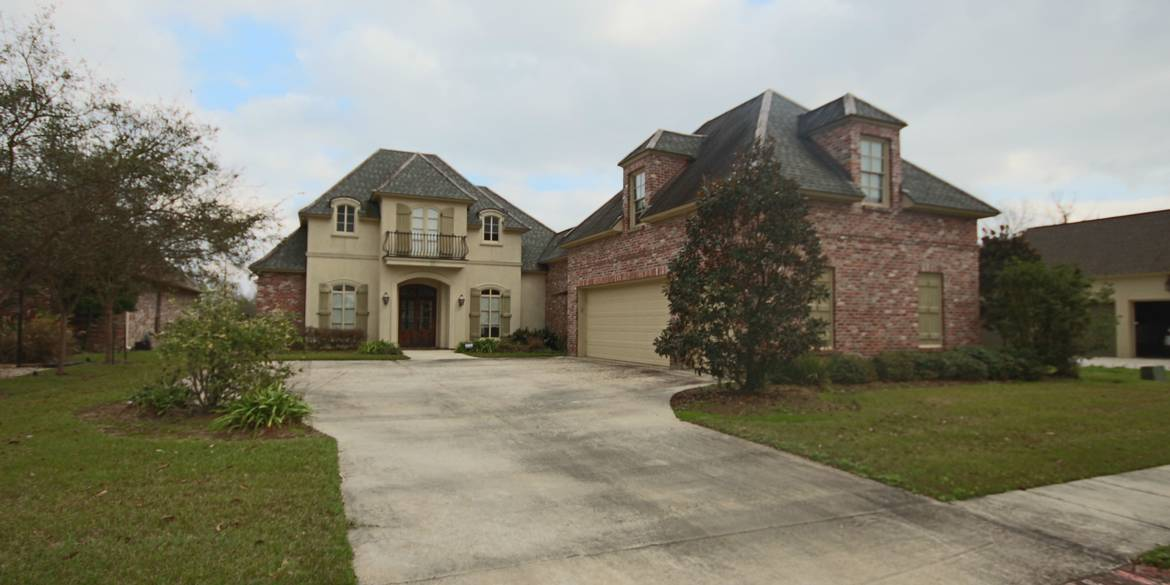 Louisiana homes and land beautiful geismar home for sale for Home builders in south louisiana