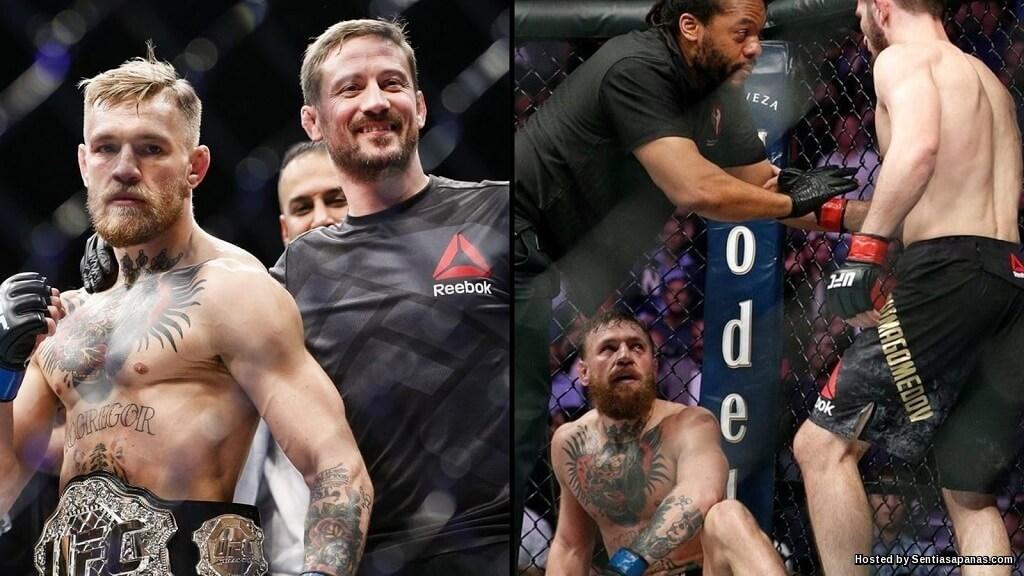 Khabib 'Rematch' McGregor