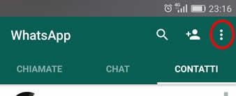 Come cambiare l'immagine di profilo su WhatsApp