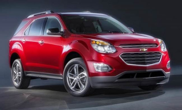 2018 Chevy Equinox Redesign