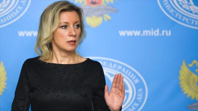 Rusia arremete contra Trump por sus acusaciones contra Irán