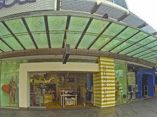 Sunburn Soul front of Store