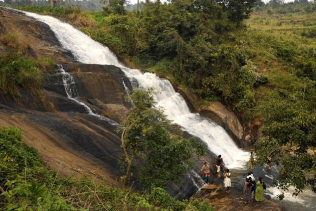 Ananthagiri waterfalls Vikarabad