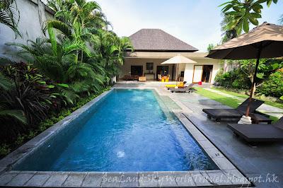 Bali, Seminyak, Serene Villa, 水明漾
