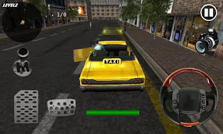 Taxi Drive Speed Simulator 3D APK v18 Mod Unlimited Money [Terbaru]