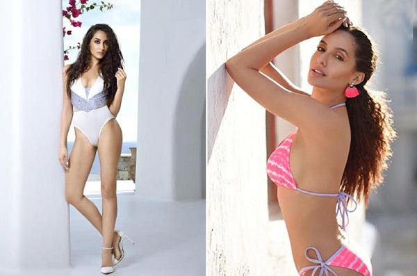 Nora Fatehi Latest Bikini Photoshoot