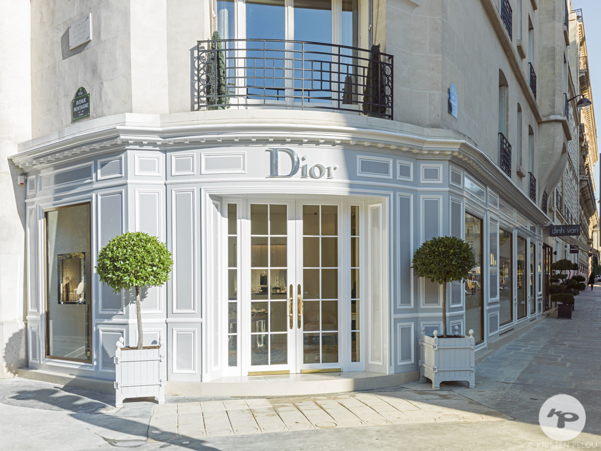 photos boutique dior haute joaillerie avenue montaigne paris photographe d 39 architecture paris. Black Bedroom Furniture Sets. Home Design Ideas