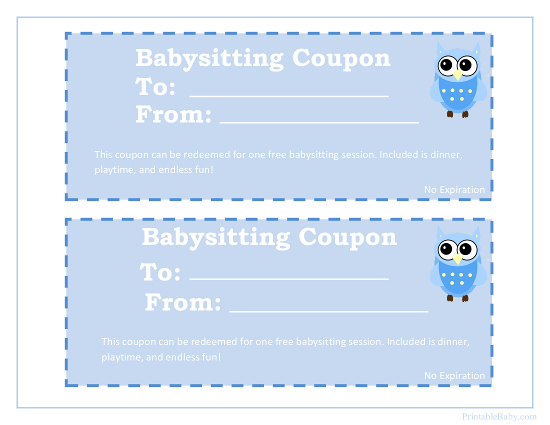 Christmas Trees Coupons Printable
