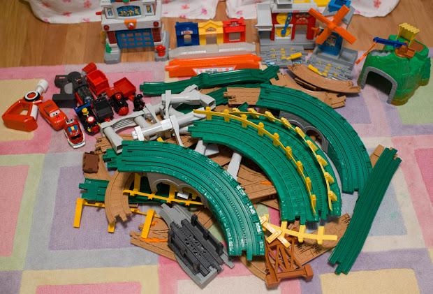 Fs Geotrax Trains