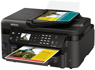 Download Epson WorkForce WF-3520 Printers Driver and guide how to install