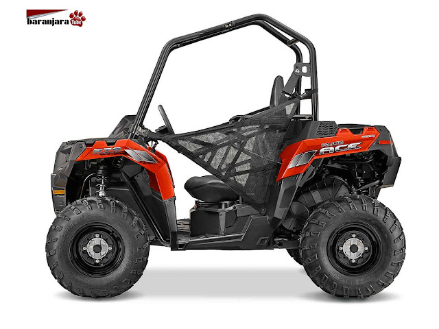 POLARIS ACE 570 INDY RED 2016