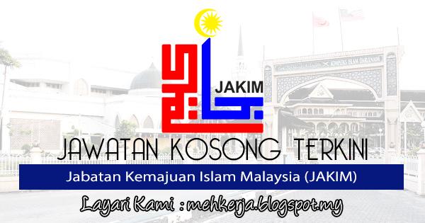 Jawatan Kosong Terkini 2017 di Jabatan Kemajuan Islam Malaysia (JAKIM)