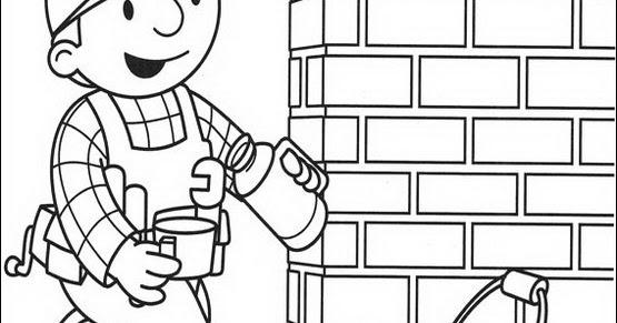 Dibujos De Ladrillos Para Colorear Imgenes En Blanco Y