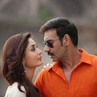 Ajay Devgn, Kareena Kapoor Movie Singham Returns. Biggest hits of 2014