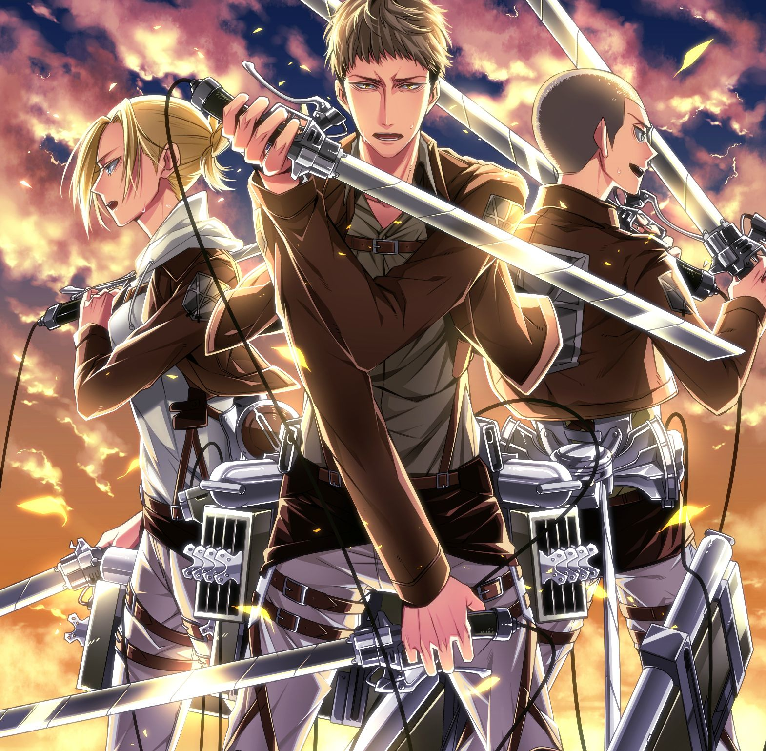 60 Best Attack On Titan Wallpapers Hd 2020 We 7